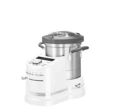 Процессор кулинарный Artisan, объем 4.5л, морозный жемчуг, 5KCF0103EFP, KitchenAid, фото 2