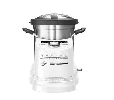 Процессор кулинарный Artisan, объем 4.5л, морозный жемчуг, 5KCF0103EFP, KitchenAid, фото 1