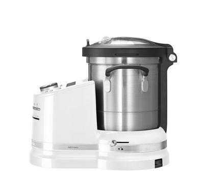 Процессор кулинарный Artisan, объем 4.5л, морозный жемчуг, 5KCF0103EFP, KitchenAid, фото 4