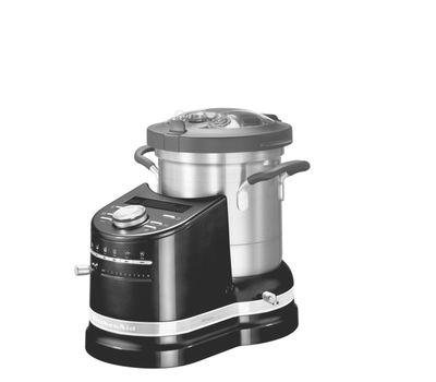 Процессор кулинарный Artisan, объем 4.5л, черный, 5KCF0103EOB, KitchenAid, фото 2