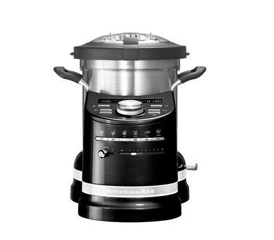 Процессор кулинарный Artisan, объем 4.5л, черный, 5KCF0103EOB, KitchenAid, фото 1