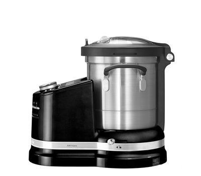 Процессор кулинарный Artisan, объем 4.5л, черный, 5KCF0103EOB, KitchenAid, фото 4