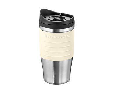 Термокружка для персональной кофеварки, кремовая, 5KCM0402TMAC KitchenAid, фото 1