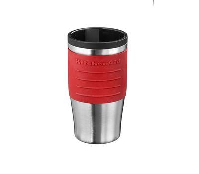 Термокружка для персональной кофеварки, красная, 5KCM0402TMER KitchenAid, фото 2
