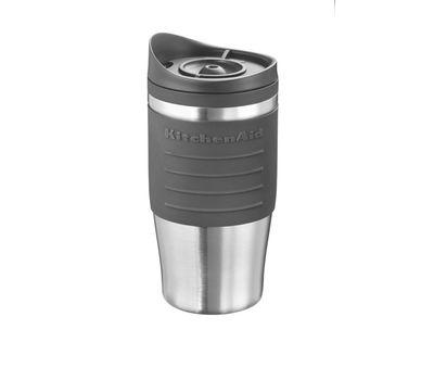 Термокружка для персональной кофеварки, черная, 5KCM0402TMOB KitchenAid, фото 1