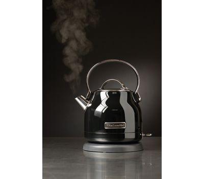 Чайник электрический, 1.25 л, серебряный медальон, 5KEK1222ESX, KitchenAid, фото 2