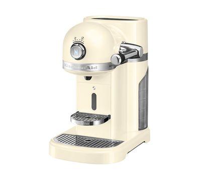 Кофеварка капсульная Artisan Nespresso, кремовая, 5KES0503EAC, KitchenAid, фото 1