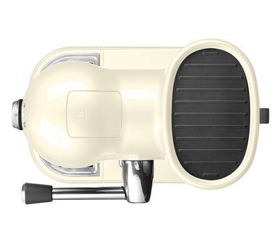 Кофеварка капсульная Artisan Nespresso + Aeroccino, кремовая, 5KES0504EAC, KitchenAid, фото 4