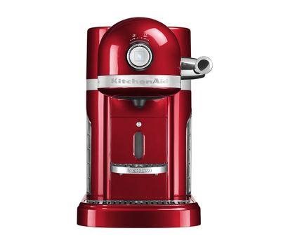 Кофеварка капсульная Artisan Nespresso + Aeroccino, карамельное яблоко, 5KES0504ECA, KitchenAid, фото 2