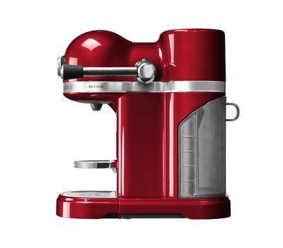 Кофеварка капсульная Artisan Nespresso + Aeroccino, карамельное яблоко, 5KES0504ECA, KitchenAid, фото 3