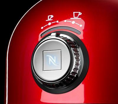 Кофеварка капсульная Artisan Nespresso + Aeroccino, черная, 5KES0504EOB, KitchenAid, фото 7