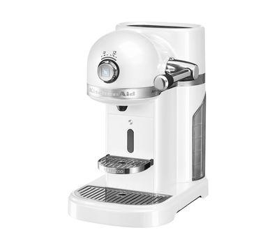 Кофеварка капсульная Artisan Nespresso, морозный жемчуг, 5KES0503EFP, KitchenAid, фото 1