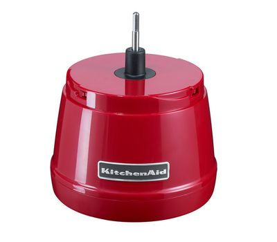 Чоппер (измельчитель продуктов), 2 скорости, красный, 5KFC3515EER, KitchenAid, фото 3