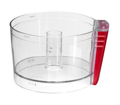 Чоппер (измельчитель продуктов), 2 скорости, красный, 5KFC3515EER, KitchenAid, фото 2
