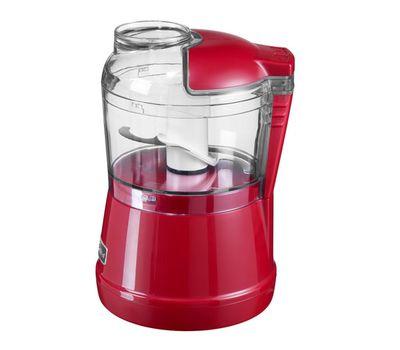 Чоппер (измельчитель продуктов), 2 скорости, красный, 5KFC3515EER, KitchenAid, фото 5