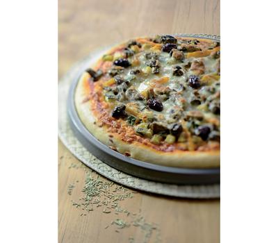 Противень для пиццы, круглый, 30 см, с антипригарным покрытием, KBNSO12TZ, KitchenAid, фото 1