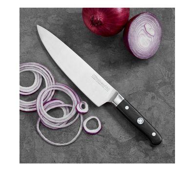 Нож поварской Professional Series, 20 см, KKFTR8CHWM, KitchenAid, фото 2