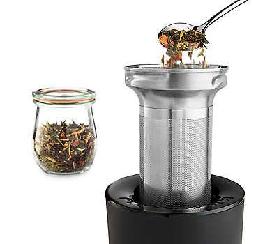 Чайник электрический для кипячения и заваривания, 1,5 л., стеклянный,  5KEK1322SS KitchenAid, фото 4