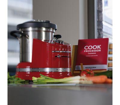 Процессор кулинарный Artisan, объем 4.5л, морозный жемчуг, 5KCF0103EFP, KitchenAid, фото 7