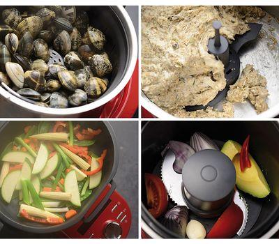 Процессор кулинарный Artisan, объем 4.5л, морозный жемчуг, 5KCF0103EFP, KitchenAid, фото 9