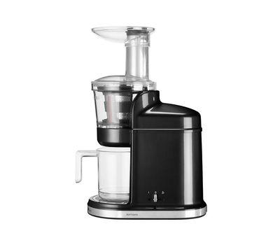 Соковыжималка максимальной экстракции Artisan, черная, 5KVJ0111EOB, KitchenAid, фото 3