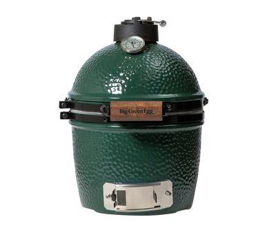 Гриль угольный MINI EGG, 25 см, керамические стенки, Big Green Egg, фото 1
