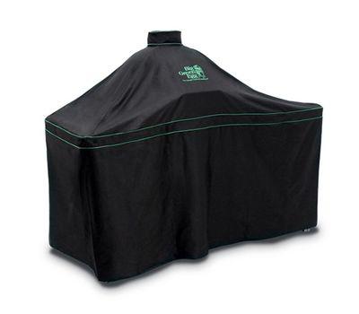Чехол вентилируемый для гриля XL в столе, черный, Big Green Egg, фото 1