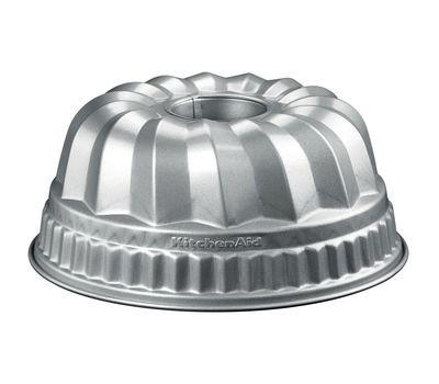 Форма для кугельхопфа, круглая, 23 см, с антипригарным покрытием, KBNSO09KH, KitchenAid, фото 1