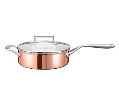 Набор посуды из 3 предметов, медь, KitchenAid, фото 4