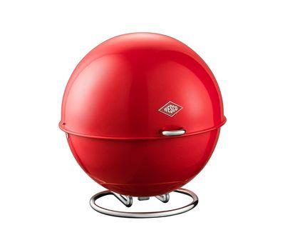 Емкость-шар SUPERBALL, 26х26 см, красная, Wesco, фото 1