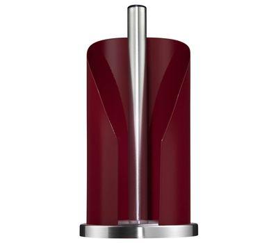 Держатель для рулонов бумаги, рубиново-красный, Wesco, фото 1