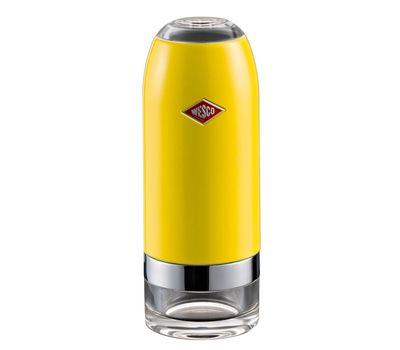 Мельница для соли/перца, лимонно-желтая, Wesco, фото 1