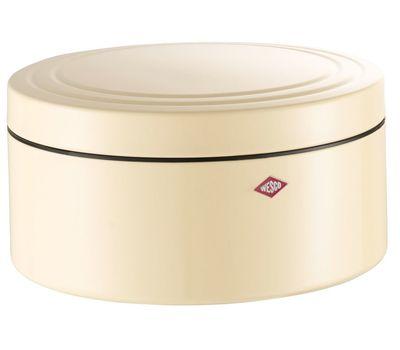 Емкость для хранения Cookie Box, 4 л, кремовая, нержавеющая сталь, Wesco, фото 1