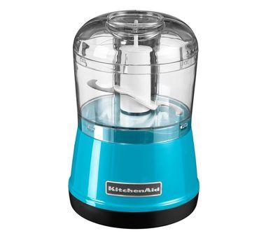 Чоппер (измельчитель продуктов), 2 скорости, голубой кристалл, 5KFC3515ECL, KitchenAid, фото 1