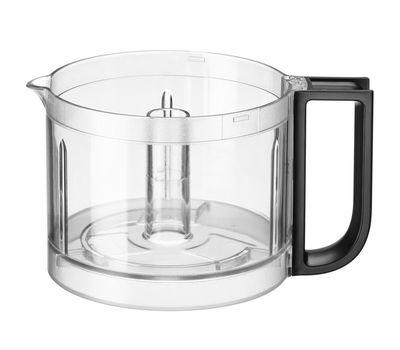 Кухонный мини-комбайн, чаша 0,8 л., серебристый по контуру, 5KFC3516ECU, KitchenAid, фото 2