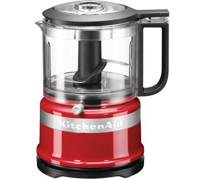 Кухонный мини-комбайн, чаша 0,8 л., красный, 5KFC3516EER, KitchenAid, фото 1