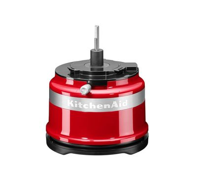 Кухонный мини-комбайн, чаша 0,8 л., красный, 5KFC3516EER, KitchenAid, фото 6