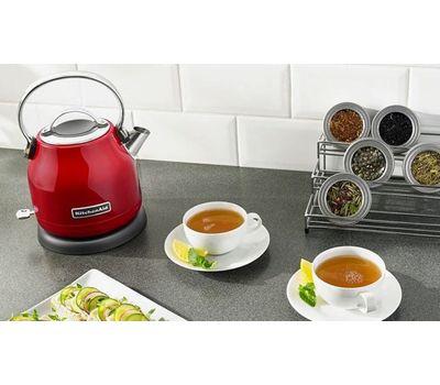 """Набор """"Завтрак 1"""" тостер 5KMT221E + чайник 5KEK1222E 1,25 л., серебряный, KitchenAid, фото 3"""